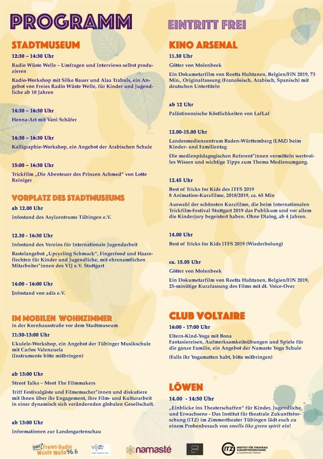 Flyer-Programm-arabisches-Filmfest